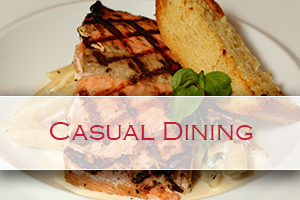 Casual Dining Button