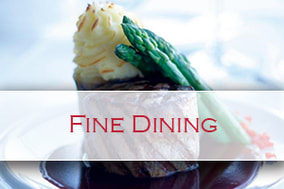 Fine Dining Button